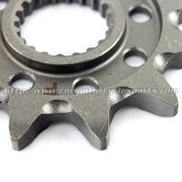 Quality Lightweight Dirt Bike Front Sprocket Original Color Motocross Parts for sale