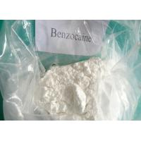 CAS 94-09-7 Topical Anesthetic Benzocaine Anabolic Steroid Powder High Purity Manufactures