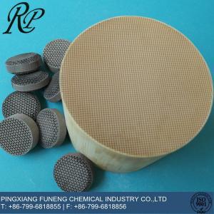 ceramic honeycomb catalysts carrier
