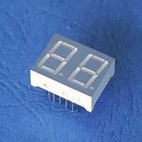 7 Segment LCD Display with -20 to 75 degree Celsius of Operating Temperature Manufactures