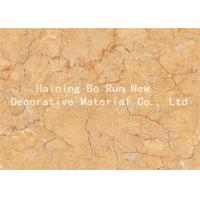 Strong Covering Power Marble Effect Film , Decorative Door Paper Film Non - Toxic Manufactures