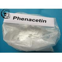 Quality High Purity 99% Pharmaceutical Raw Powder Phenacetin Antipyretic Analgesic for sale