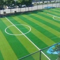 China ENOCH SGS test synthetic turf futsal artificial grass carpets for football stadium on sale