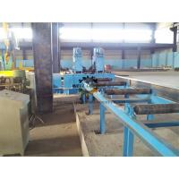 Automatic H Beam Welding Line For Straightening Manufactures
