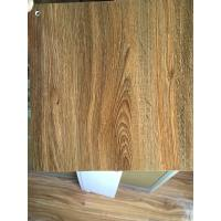 High Density Rigid PVC Sheet Building Materials Wood Effect Cladding Manufactures