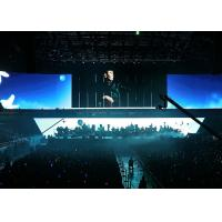 Fast Connection P3.91 Indoor LED Screen Rental SMD2121 Customized Size Manufactures
