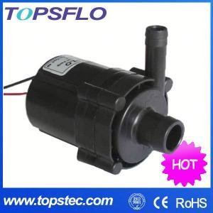 TOPSFLO dc mini water pump silent water pot dispenser TL-B04H Manufactures
