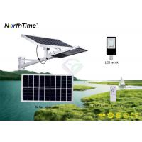 Energy Saving 6 Volt 10W Solar Powered Wall Light With Lithium Battery Dustproof Manufactures