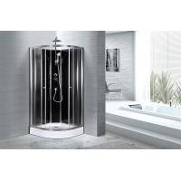 China Custom Popular Quadrant Shower Cabin , Bathroom Showers Cubicles And Trays on sale