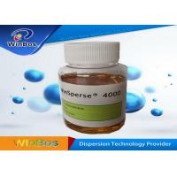 China Water Based Pigment Dispersions 8.5 PH Reduce Viscosity For Carbon Black on sale