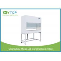 Vertical Clean Room Lab Equipment Laminar Flow Clean Bench Double Sided Manufactures
