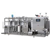 Turn Key Small Scale Beverage Fruit Processing Line 500-1000L / H Manufactures