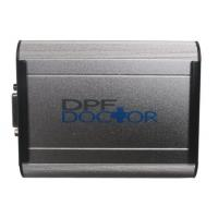 DPF Doctor Truck Diagnostic Tool For Diesel Cars Particulate Filter Manufactures