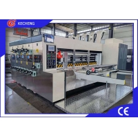 Buy cheap Easy Operation 2 Color Flexo Printer Slotter With Good Performance from wholesalers