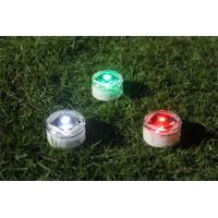 Energy Efficiency Outdoor Solar Ground Lights 0.07W 60 Hours Working Hours Manufactures