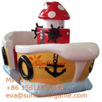 Buy cheap Disney Walts Mushroom Ship 2P Coin operated best swing rides For Sale from wholesalers