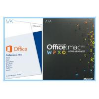 Microsoft Office 2013 Professional Plus Key Online Activate by Internet 32 / 64 bit Manufactures