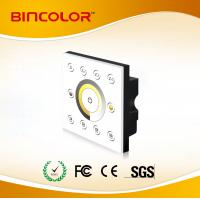P6 AC85-265V multizone ct touch panel color circle dmx controller dimmer Manufactures