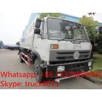 dongfeng 190hp RHD/LHD 15,000L water tank for sale, factory direct sale best price dongfeng 190hp water cistern truck, Manufactures