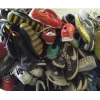 Large stock second hand shoes in pair , used shoes used clothing old bags Manufactures