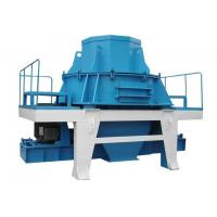 2×0.31 Kw Sand Maker Machine Center Sides Feeding 120 /180 TPH CE Approval Manufactures