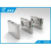 China Pedestrian Barrier Gate With Alarm Function For Business Office Building on sale