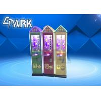100w Gift Claw Crane Game Machine Coin Operated for Indoor Supermarket Manufactures