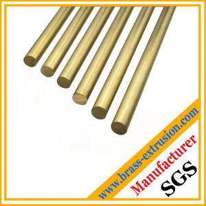 casting copper alloy bar C38500 CuZn39Pb3  CuZn39Pb2 CW612N C37700 Manufactures