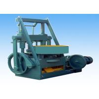 China 5.5kw 50 pieces / min Small Coal Briquette Making Machine For Charcoal Powder on sale