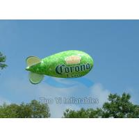 Attractive PVC Advertising Zeppelin Balloon Helium Gas Inflatable Logo Printed Manufactures
