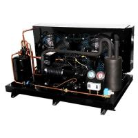 CA-0500 Air Cooled Condensing Unit Compact Structure Stable Operation Low Vibration Manufactures