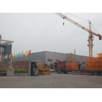 Self Climbing Construction Tower Crane For 8 T Max Hoisting Weight Lifting Tower Manufactures