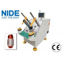 NIDE Semi-auto Single phase stator winding inserting machine for micro induction motors Manufactures