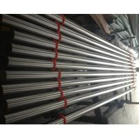 Professional Hydraulic Cylinder Shaft / Hard Chrome Plated Steel Bars Manufactures