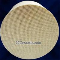 China Honeycomb ceramic substrate(Used in petrol engine car) on sale