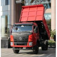 10 Tons 6 Wheel Dump Truck , 4*2 Light Dump Truck With Yuchai Engine Manufactures