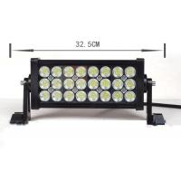 3 Row 11.5 Inch 72W Off Road Auto Led Light Bar IP67 Waterproof , 60 degree Flood beam Manufactures
