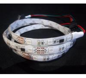 SMD 5050 IP65 waterproof Digital flexible led strip light Manufactures