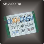 OEM Vending machines keypad Manufactures