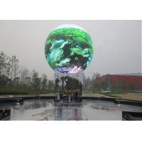 Outdoor Global Sphere LED Display Manufactures