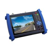 Buy cheap 7Inch HD SDI CCTV Tester , Digital Multimeter TDR Cable Tester from wholesalers