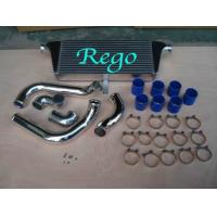 Front Mounted Air To Water Intercooler For Toyota Chaser JZX100 With Piping Kits Manufactures