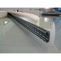 Double Glass Flexible Warm Edge Spacer , Doble Vidrio Upvc Window Spacers Manufactures