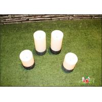 Outdoor Solar Garden Lights Battery Operated With Switch On The Base Manufactures
