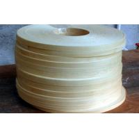 Slice Cut Okoume Veneer Edge Banding  Natural 0.5mm Thickness Manufactures
