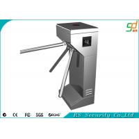 Security Crowd Control Tripod Access System Office Bank Turnstile Manufactures