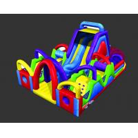 Inflatable Chaos Obstacle  chaos obstacle course  boot camp inflatable obstacle course Manufactures