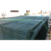 pvc coated wire mesh fence panel Manufactures