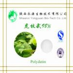 Factory Supply High Quality &100% natural herbal extract powder Polydatin 98% by HPLC Manufactures