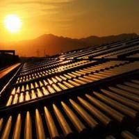 Solar Water Heating System with 30T Water Consumption Manufactures